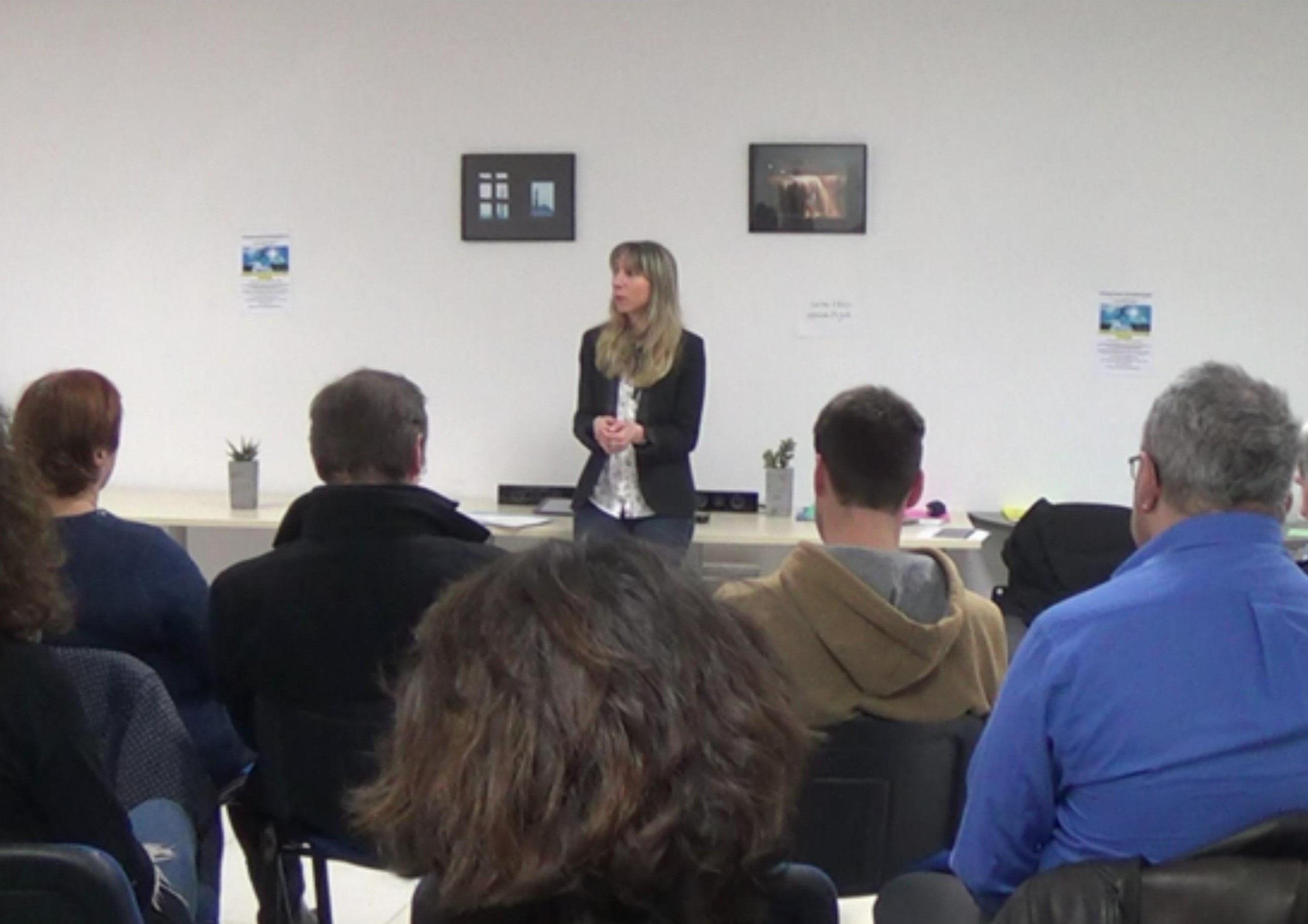 conférence Maud Barrault hypnose Orléans le 4 mai 2017